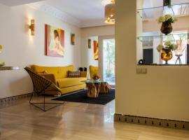 Magnifique Appartement Hivernage,