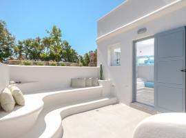 Seaside Naxos • Holiday Villas, Plaka