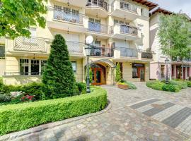 Dom & House - Apartamenty Patio Mare, Sopot