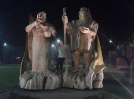 Hostal Amaranta, Vilcún