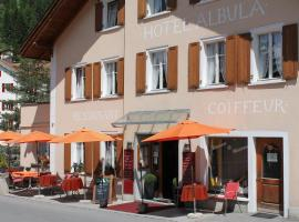 Hotel Albula, Bergün