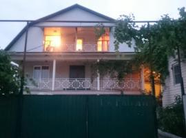Dom Otdykha Garanyan, Гантиади