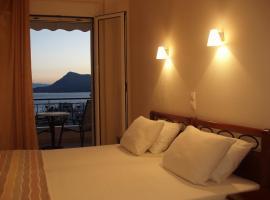 Niovi Luxury Apartments, Loutra Edipsou