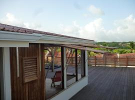 Villa au bord de mer avec Spa, Le Diamant