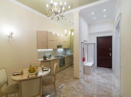 Vip Apartment na Derebasovskoi, Odessa