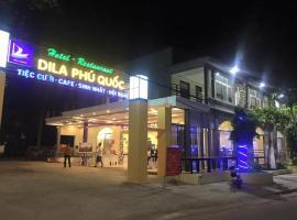 Dila Phu Quoc, Duong Dong