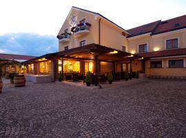 Hotel Princess, Леднице
