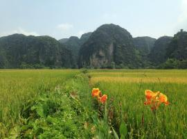 Tam Coc Mountain View Homestay, Ninh Binh