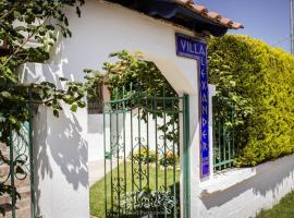 Villa Alexander, Vrasná
