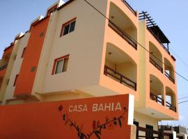 Casa Bahia 7, Santa Maria