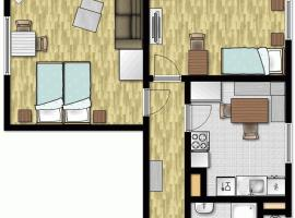 Apartment Klutertberg