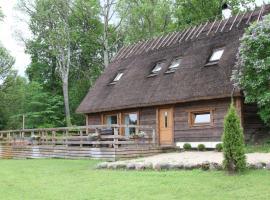 Tammeveski Holiday House, Kobruvere