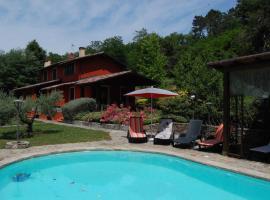 Villa Vitalina, Ghivizzano
