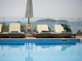 Irida Aegean View-Philian Hotels and Resorts, Megali Ammos