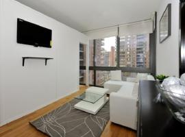 Places4stay Upper West Side Luxury, Нью-Йорк