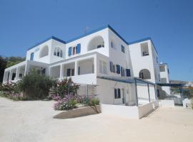 Akrothalasia Apartments, Azólimnos