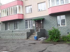 Apartment Na Bulvare arhitektorov, Omsk