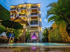 Kingfisher Angkor Hotel, Siem Reap