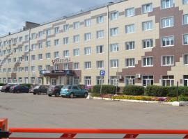 Sputnik Hotel, Vologda