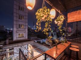 The Like Hostel & Cafe, Ho Chi Minh