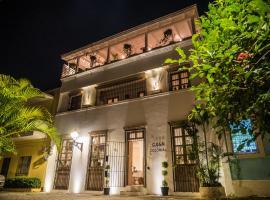 Casa Colonial, Santo Domingo