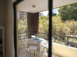 Apartamento Callao, Сантьяго