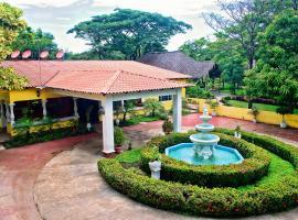 Hotel Hacienda Casa Grande, Santa Justa