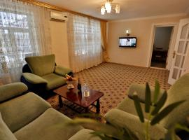 Apartment Shotemur in City Center, Dushanbe