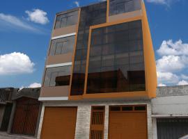 Hostal Wallallo, Huancayo