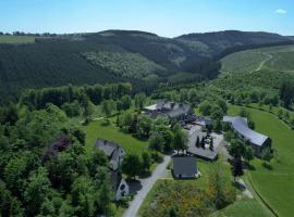 Berghotel Hoher Knochen, Winterberg