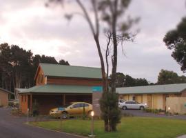 Motel Strahan, Strahan