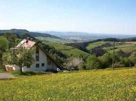 Ferienwohnung-Dorfblick