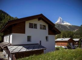 Chalet Talisman, Zermatt