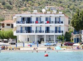 Hotel Blue Sea, Tirós