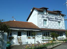 Hôtel Restaurant Maison Blanche, Rungis