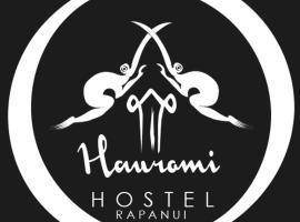 Hauromi Hostel, Hanga Roa