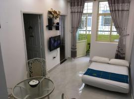 Charming 2BRD Apartment, Ho Chi Minh City