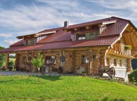 Holzhaus Lugerhof
