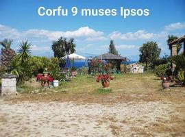 Corfu 9 Muses Ipsos, Ýpsos
