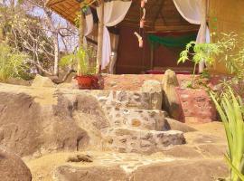 Usisya Beach Eco-Lodge, Nkhuto