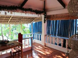 Blue Bamboo Hotel, Боракай