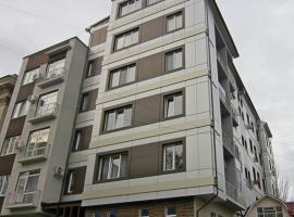 Main Street Apartments, 基希讷乌