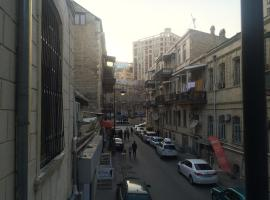 Gulluoglu Garden Apartment, Baku