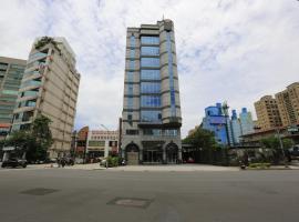 York Hotel, Taipéi
