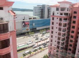 3Bedroom Apartment Sleeps 8Pax@MCRC, Kota Kinabalu