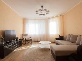 Apartment on Ilyinskiy Bulvar, Krasnogorsk
