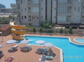 Granada City Residence2, Alanya