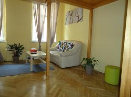Apartment Malá Štěpánská, Prague