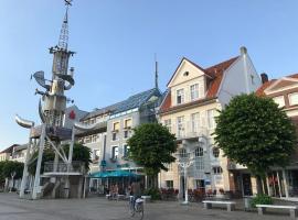 Villa am Markt
