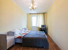 Apartment on Dmitrovskoe shosse, Moscow